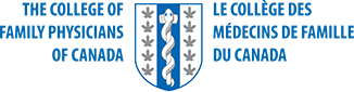Logo: The College of Family Physicians of Canada