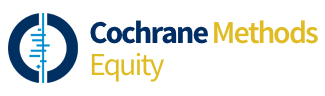 Logo: Cochrane Methods Equity