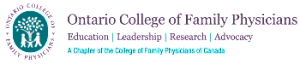 Logo: Ontario College of Family Physicians
