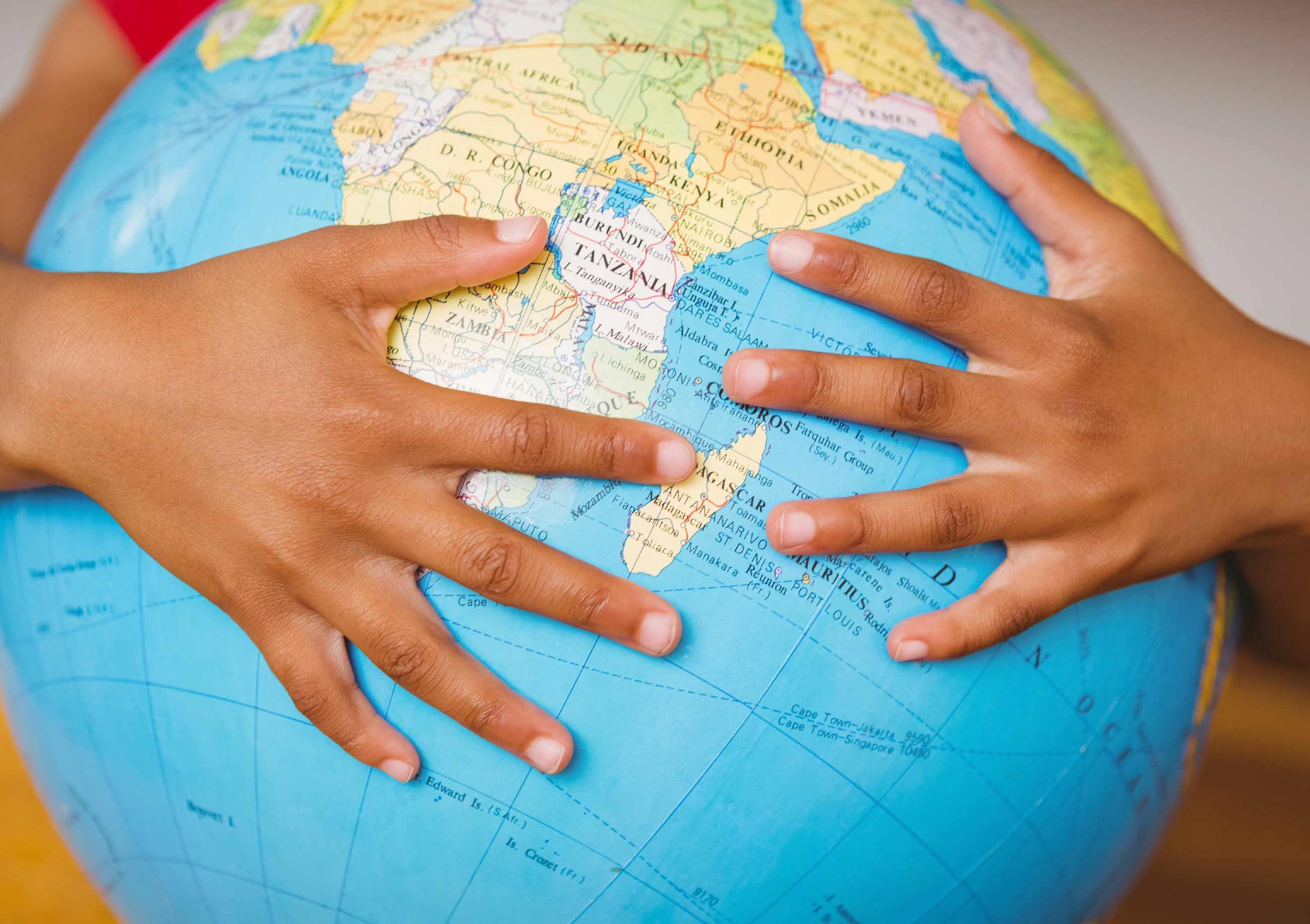 Banner: Global Health E-Learning